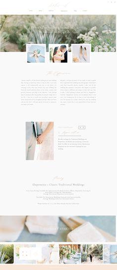 Showit Website Launch: Leslie D. Photography by Foil & Ink Simple Website Design, Custom Website Design, Website Design Layout, Website Design Inspiration, Website Ideas, Layout Inspiration, Layout Design, Best Photography Websites, Photography Website Templates