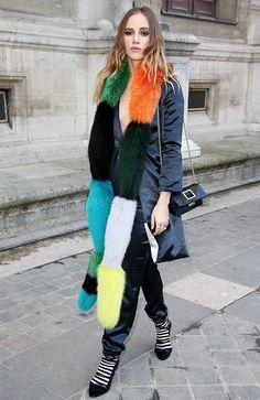 Why You Won't Be Seeing Suki Waterhouse at Fashion Week This Season via @WhoWhatWear