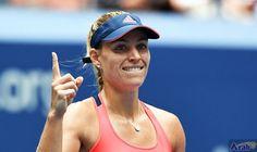 Angelique Kerber Remains No.1 in WTA Ranking