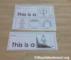 A St. Patrick's Day Theme - trilliummontessori.org — trilliummontessori.org