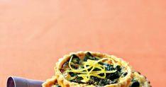 tartes d'épinard aux zestes confits, tartes, épinard, zestes confits, entrée 20 Min, Ethnic Recipes, France, Food, Preserved Lemons, Tarts, Essen, Meals, Yemek