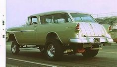 `55 Chevy Nomad
