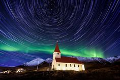 The Church at Vik by Joe Azure on 500px