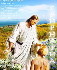 PAROLE - année  liturgique B (images et PAROLE...A - C..)blog S. Chiara   Maria SS. Consolata : B - 23 DIM.T.O.