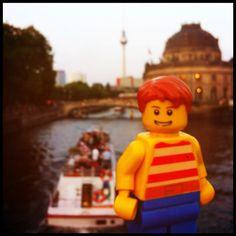 Sommer in Berlin #lego #berlin #berlintourist #travel #museum #fernsehturm #lego - @lampenfieber- #webstagram