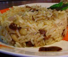 Receita de Arroz de frutos secos - http://www.receitasja.com/receita-de-arroz-de-frutos-secos/