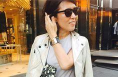 東京は梅雨の合間の晴れ! の月曜日 | 大草直子の今日のつぶやき | mi-mollet(ミモレ) | 講談社