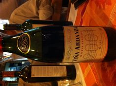 Spain wine