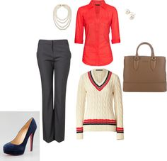 """On my way to work...."" by anakari on Polyvore"