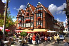 "Restaurant ""Kleiner Kiepenkerl"" Münster, Germany - #Muenster"