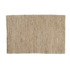 Barcelone - cotton and jute rug 140 x 200 cm