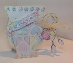 Card created using Love a Cuppa collection designed by Julie Hickey #handmadecard @craftworkcards.com Craftwork Cards, Embossed Cards, Card Making Inspiration, Teacups, Cardmaking, Card Ideas, Birthday Cards, Projects To Try, Feminine