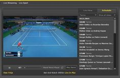 Watch live tennis today from the Challenger Tour Finals & more! Full schedule here: www.livetennis.com/category/live-streams