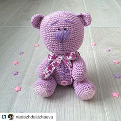 #Repost @nadezhdakizhaeva  Мишек много не бывает #nk_knitting #вязаниекрючком #всесвязано #вяжутнетолькобабушки #хендмейд #амигуруми #амигурумимишка #handmade #handwork #bear  #crochetbear #happycrochet #crochet #crocheting #crochetlove #instacrochet #amigurumi #amigurumis #amigurumicrochet #weamiguru #instaknit #i_loveknitting #knitting #knitstagram #knittersofinstagram #knitting_inspiration #kemerovo #siberia by hand_made_42