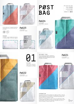 I may have a bit of a design crush on who ever did this branding. It's so fresh and exiting those sharp shapes are epic. #designcrush #goodstuff #branding