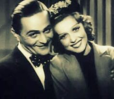 Adolf Dymsza i Renata Radojewska: Niedorajda 1937 Pre Code, Old Movie Stars, Old Movies, Classic Hollywood, Golden Age, Sweet Dreams, Poland, The Past, Cinema