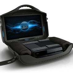 You can't always be at home; but you can take your gaming on the go with the GAEMS Vanguard Personal Gaming Environment. Fits Xbox One, PS4, Xbox 360 and PS3.