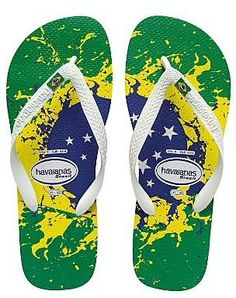 5427ef4314eb Havaianas BRAZIL. Who s ready for the World Cup