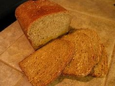 Soaked Whole Grain Bread    The smell of homemade bread is intoxicating for me! A fresh slice from the oven with a little butter on the top is like a taste of heaven! Especially when this bread comes from your very own oven and is made from quality ingredients, no additives, and soaked for the highest nutritional benefit! Who can ask for better?