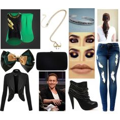 Unknown by rmb011400 on Polyvore featuring Dolce Vita, Sergio Rossi and Marvel
