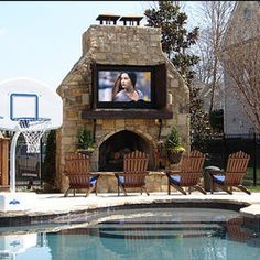 Pool Design, TV