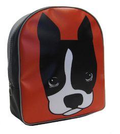 kids backpacks - CBH studio school backpack dog