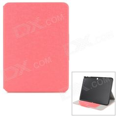 "Messy Line Pattern Protective PC   PU Case w/ Stand for Samsung Galaxy Tab4 T530 10.1"" - Pink Price: $10.99"