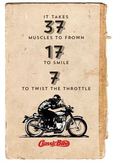 Motorcycle Memes, Biker Quotes, or Rules of the Road - they are what they are. A Biker's way of life. Motorcycle Posters, Motorcycle Quotes, Motorcycle Art, Motorcycle Camping, Camping Gear, Camping Tools, Bike Quotes, Bike Run, Biker Chick