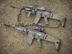 SCAR-H & SCAR-L
