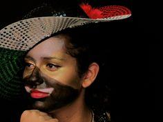Retrato, Body paint  Sebtoni camare