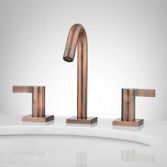 Flair Widespread Bathroom Faucet