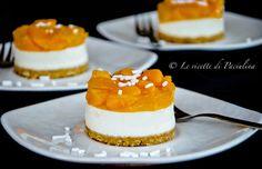 Cheesecake alle pesche, alle fragole, ai frutti di bosco, al cioccolato nello speciale cheesecake di Pronto in Tavola oggi ce n'è per tutti i gusti!