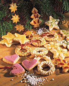 Weihnachtsbaumschmuck - aus der foodies Weihnachtsbäckerei. Macht mit Kindern viel Spaß. Gingerbread Cookies, Birthday Candles, Sugar, Advent, Desserts, Christmas, Degu, Food, Holiday