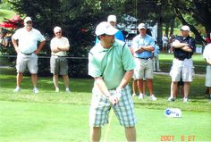 #Greg teeing off http://golfdriverreviews.mobi/golfpictures/ Bo Van Pelt (born May 16, 1975) is an American professional golfer who has played on both the Nationwide Tour and the PGA Tour.