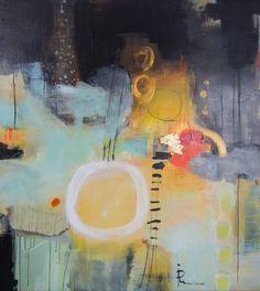 Get Focused, Ira Ivanova, acrylic on canvas, 33.1 H x 29.5 W x 1.5 in