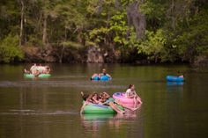 Kelly Park/Rock Springs - Fabulous Florida Springs - Southernliving. Rent a tube nearby, pay the $3 to $5 admission, and float the refreshing water of Rock Springs at this county park, a hidden treasure not far from Wekiwa Springs State Park. www.orangecountyparks.net or (407) 889-4179.