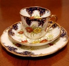 Royal Albert - 1896 to 1910 - Royal Albert's Oldest Patterns - Special Collections - Gem pre 1905