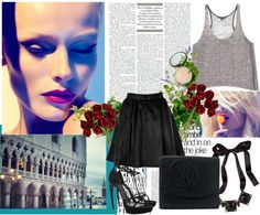 """""""#112"""" by cerenkartal ❤ liked on Polyvore"""