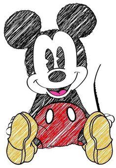 It's Micky mouse!