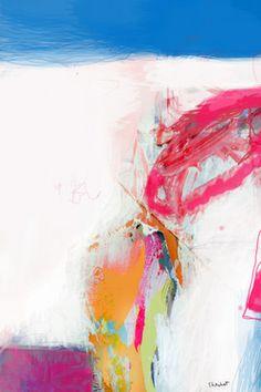 "Saatchi Online Artist andrew shachat; Painting, ""Bodhisattva"" #art"