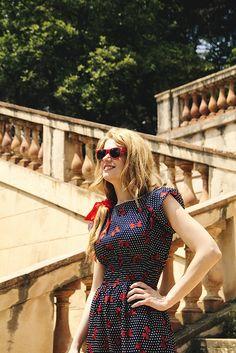 Laia photoshoot / Horta's labyrinth Barcelona