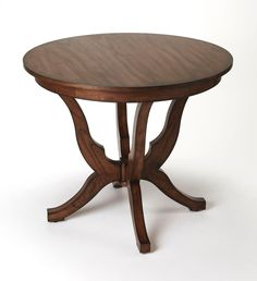 Round Foyer Tables round pedestal table hexagonal post and base versatile enough to