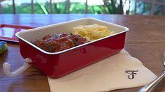 Marmita: bife a rolê com purê rústico por Academia da carne Friboi