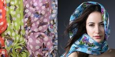 Grand Foulard Butterfly - 100% Silk - 138x138 cm Price: CHF 450 Chf, Designers, Butterfly, Gift Ideas, Silk, Gifts, Accessories, Fashion, Scarf Head