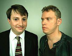 david mitchell and robert webb
