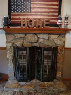 How to Clean a Stone Fireplace Surround - Ask Anna