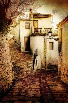 La Alpujarra - Granada
