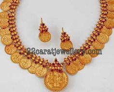 Jewellery Designs: 22 Carat Indian Gold Bridal Jewellery Designs(Traditional jewellery)