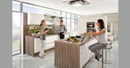 Cocina de Diseño The Singular Kitchen: Blanco