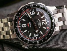 Mühle-Glashütte Marinus GMT Watch Review